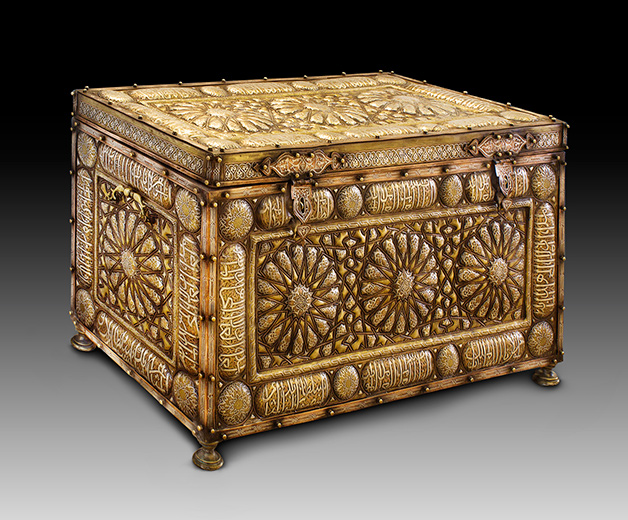 תיבת כסף מרוקאית